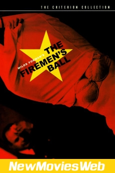 The Firemen's Ball-Poster new action movies