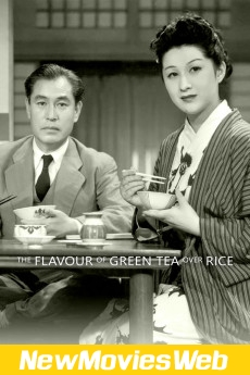 The Flavor of Green Tea Over Rice-Poster new animated movies