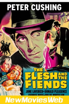 The Flesh and the Fiends-Poster new horror movies