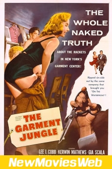 The Garment Jungle-Poster new movies