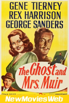 The Ghost and Mrs. Muir-Poster new horror movies