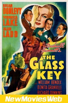 The Glass Key-Poster new movies 2021