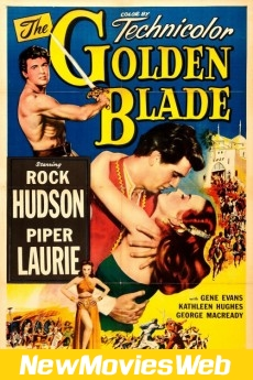 The Golden Blade-Poster new movies to rent