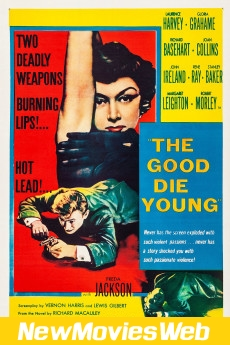 The Good Die Young-Poster new animated movies