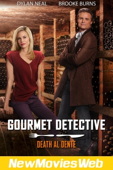 The Gourmet Detective Death Al Dente-Poster free new movies online