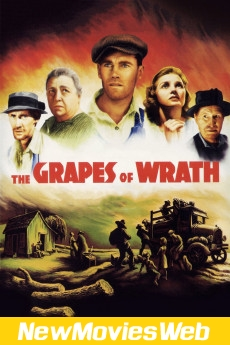 The Grapes of Wrath-Poster new movies to stream