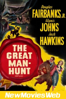 The Great Manhunt-Poster new release movies 2021