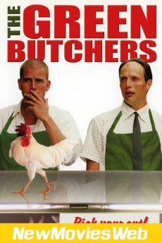 The Green Butchers-Poster new animated movies