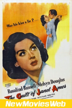 The Guilt of Janet Ames-Poster new english movies