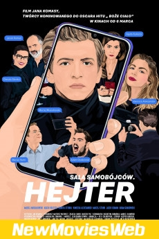 The Hater-Poster new comedy movies