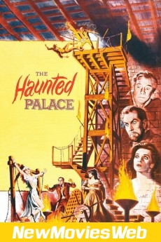 The Haunted Palace-Poster 2021 new movies