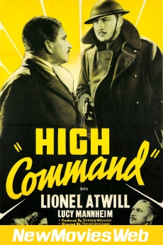 The High Command-Poster new movies