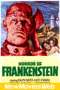 The Horror of Frankenstein-Poster new release movies 2021
