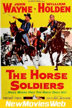 The Horse Soldiers-Poster new movies