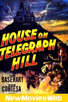 The House on Telegraph Hill-Poster new horror movies