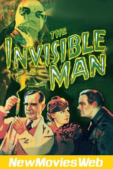 The Invisible Man-Poster new comedy movies