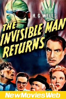 The Invisible Man Returns-Poster new hollywood movies 2021