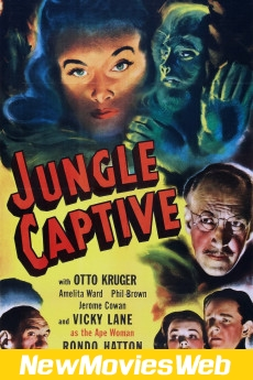 The Jungle Captive-Poster new release movies 2021