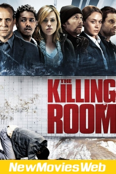 The Killing Room-Poster new movies to stream