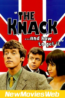 The Knack... and How to Get It-Poster new action movies