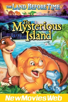 The Land Before Time V The Mysterious Island-Poster new action movies