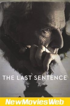 The Last Sentence-Poster new movies to stream