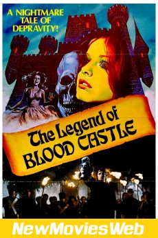 The Legend of Blood Castle-Poster new comedy movies