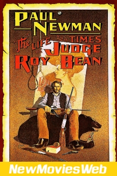 The Life and Times of Judge Roy Bean-Poster 2021 new movies
