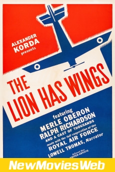 The Lion Has Wings-Poster new animated movies