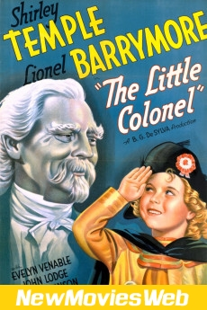 The Little Colonel-Poster new movies on dvd