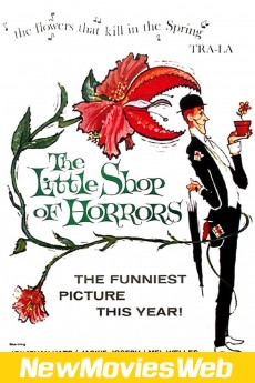 The Little Shop of Horrors-Poster new scary movies