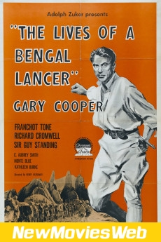 The Lives of a Bengal Lancer-Poster new movies on demand