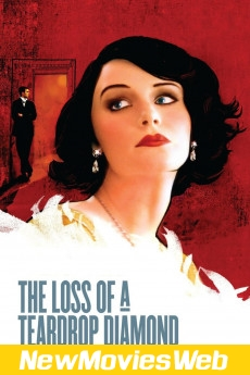 The Loss of a Teardrop Diamond-Poster new movies to stream