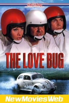 The Love Bug-Poster new hollywood movies 2021