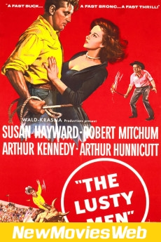 The Lusty Men-Poster new hollywood movies 2021