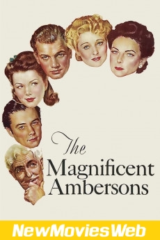 The Magnificent Ambersons-Poster new movies on netflix