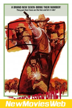 The Magnificent Seven Ride!-Poster new movies to watch