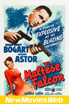 The Maltese Falcon-Poster best new movies on netflix