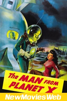 The Man from Planet X-Poster new movies on dvd