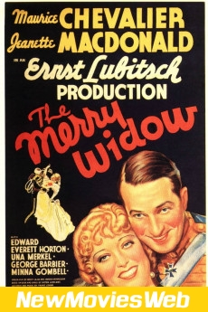 The Merry Widow-Poster new horror movies