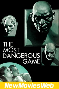 The Most Dangerous Game-Poster new horror movies