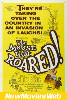 The Mouse That Roared-Poster new release movies