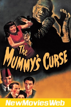 The Mummy's Curse-Poster new movies on netflix