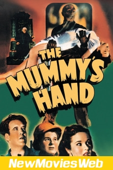 The Mummy's Hand-Poster new movies to stream