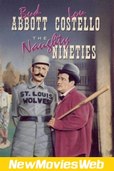 The Naughty Nineties-Poster new comedy movies