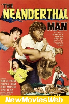 The Neanderthal Man-Poster good new movies