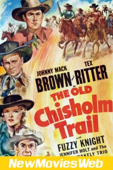 The Old Chisholm Trail-Poster new movies to rent