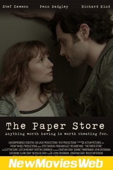 The Paper Store-Poster new comedy movies