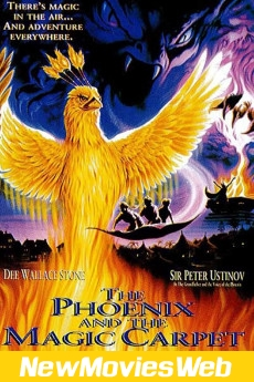 The Phoenix and the Magic Carpet-Poster new horror movies