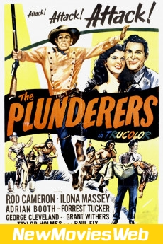 The Plunderers-Poster new action movies
